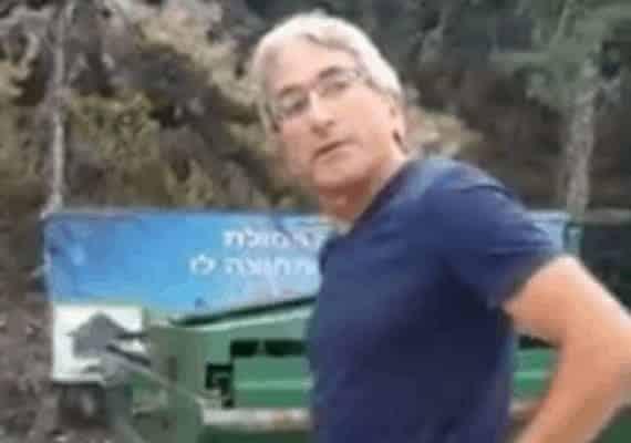 """ד""""ר דוד דדיה (צילום מסך)"""